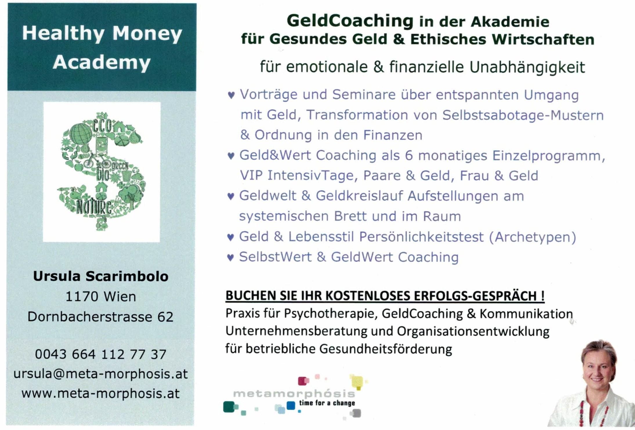 Healty Money Academy A5